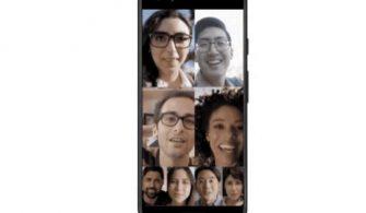 Google Duo şimdi 8 kişilik video görüşmelerini destekliyor