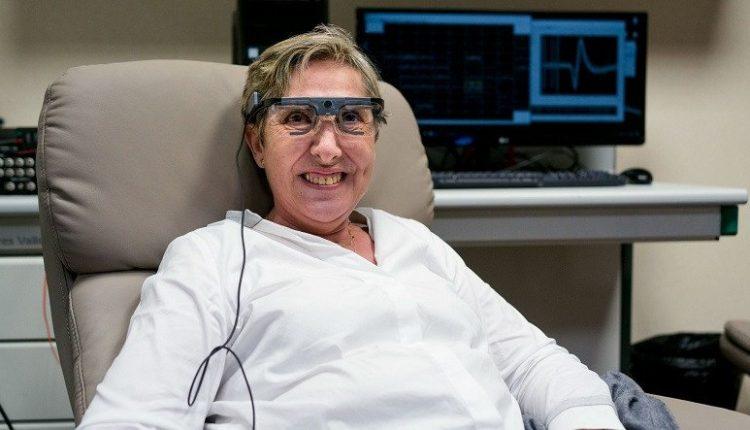 görme engelli vatandaş yeni tedavi ile görmeye başladı