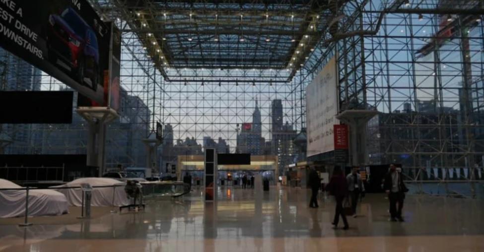 new york uluslararası otomobil fuarı
