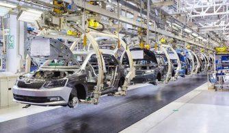 otomobil üretim